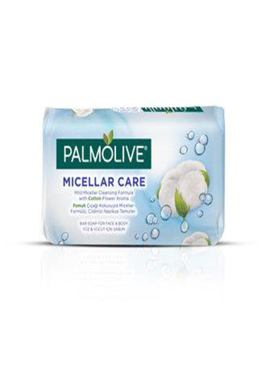Palmolive Palmolive Luminous Oils Mıcellar Care Pamuk Güzellik Sabunu 150 Gr Renkli